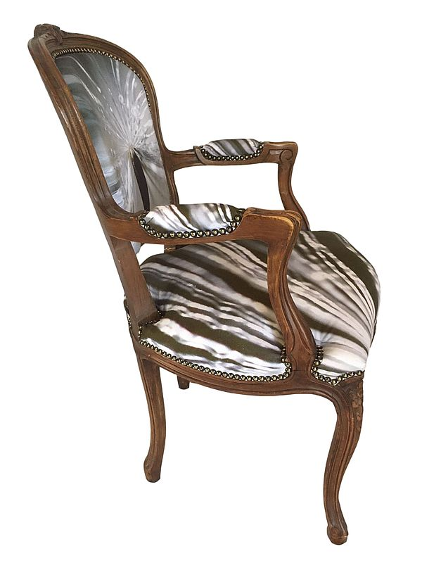 funky chair stoel sparkling seeds zij